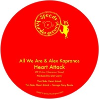 All We Are & Alex Kapranos - Heart Attack