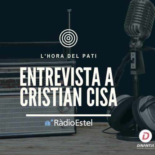 Entrevista en Ràdio Estel - L'Hora del Pati