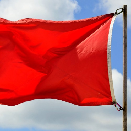 If You Don't Think Those Are Red Flags, You're Color Blind (Episode 3)