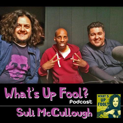 Ep 45 - Comedian Suli McCullough