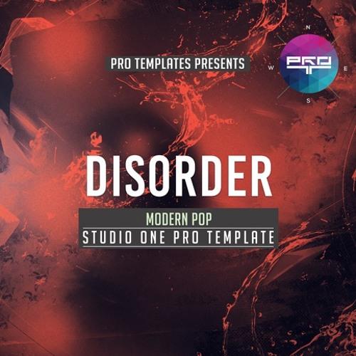 Disorder Studio One Pro Template