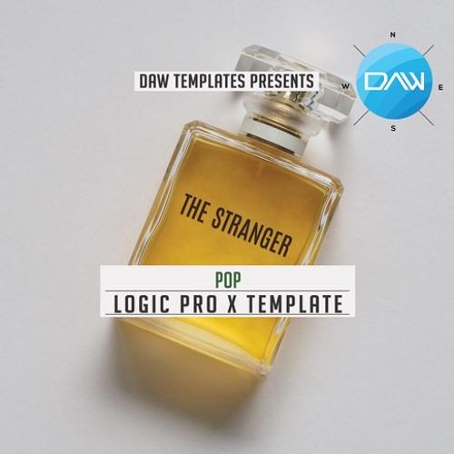 The Stranger Logic Pro X Template