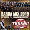 BANDA MIX 2019 Portada del disco