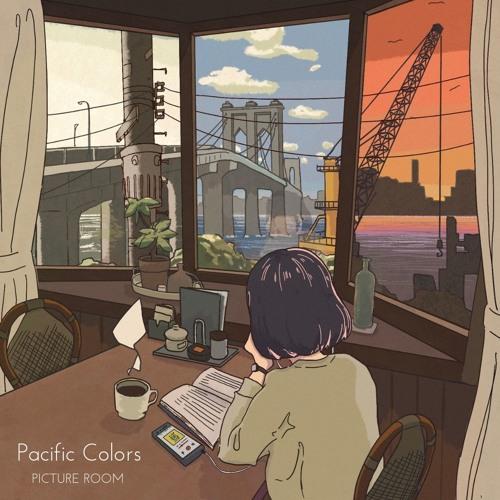 1st full album - Pacific Colors