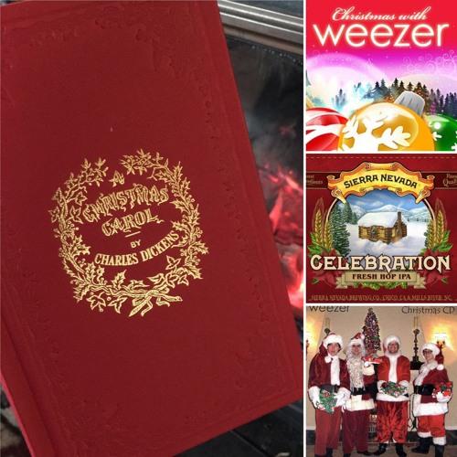 S3 E3 - A Christmas Carol   Christmas With Weezer   Celebration Ale