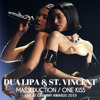 Dua Lipa & St. Vincent - Masseduction / One Kiss (Live at Grammy Awards 2019)