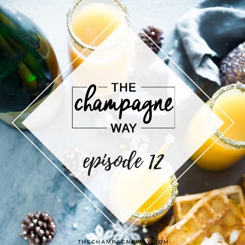 Episode 12- Vacays, Wine Bras, And Food Pairings