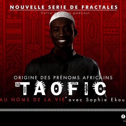 "FRACTALES - Episode 21 - Origine des prénoms africains -""Taofic"""
