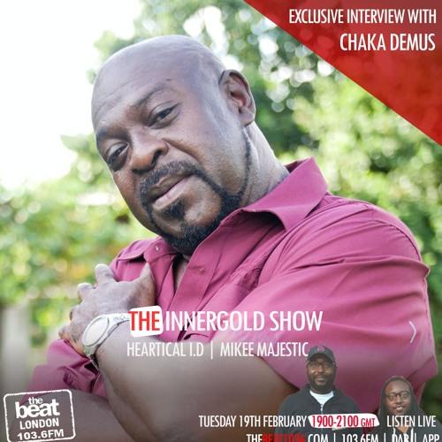 Chaka Demus Interview on the Inner Gold Show