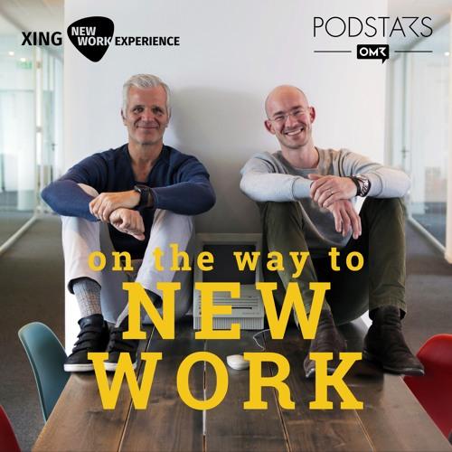 #105 mit Martijn Roordink, Gründer und CEO von Spaces (Co-Working Space Anbieter)