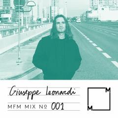 MFM Mix 001: Giuseppe Leonardi