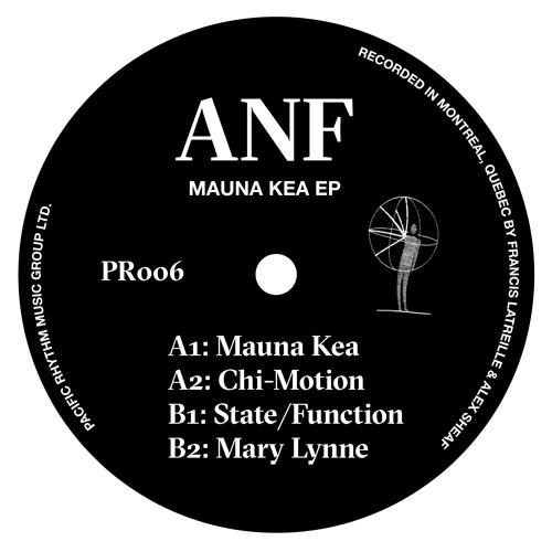 ANF - Mauna Kea
