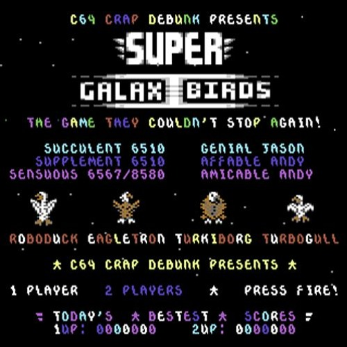 Super Galax-I-Birds OST
