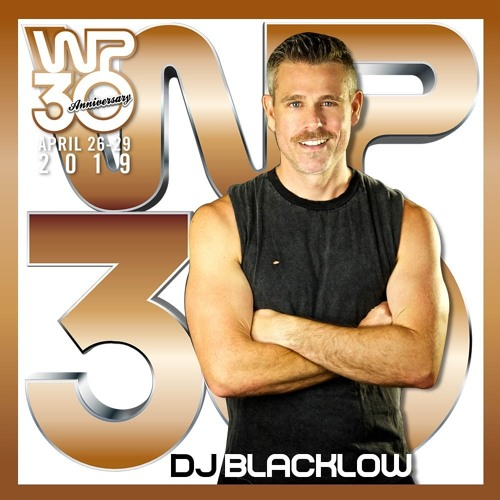DJ Blacklow - White Party Palm Springs Official 2019 Podcast