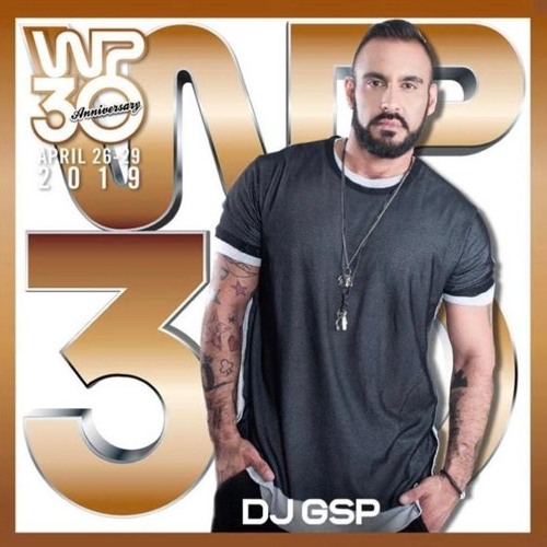 Dj GSP - White Party Palm Springs Official 2019 Podcast