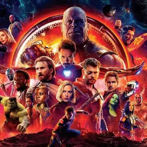 Avengers: Infinity War - UPTEMPO MIX