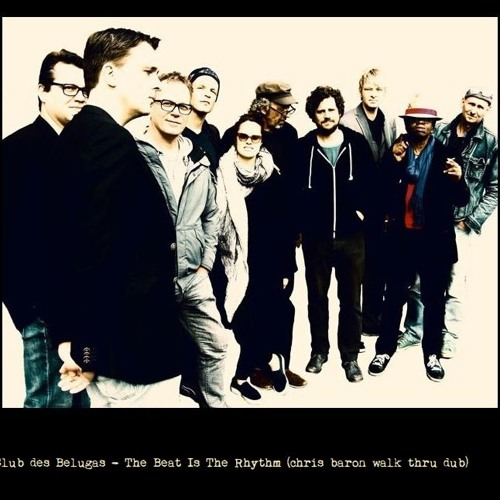 The Beat Is The Rhythm (chris baron walk thru dub)