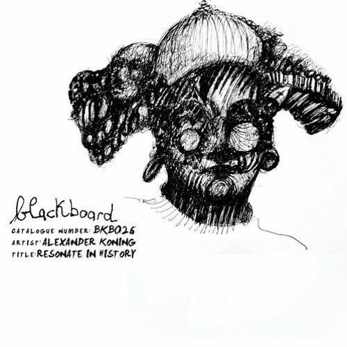 Alexander Koning - Shots Of Soul - Blackboard recordings 026