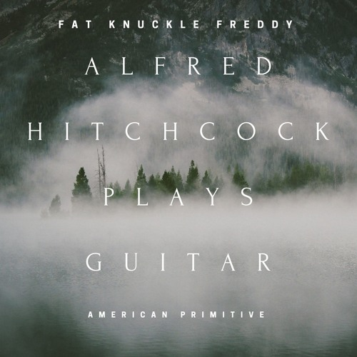 Alfred Hitchcock Plays Guitar