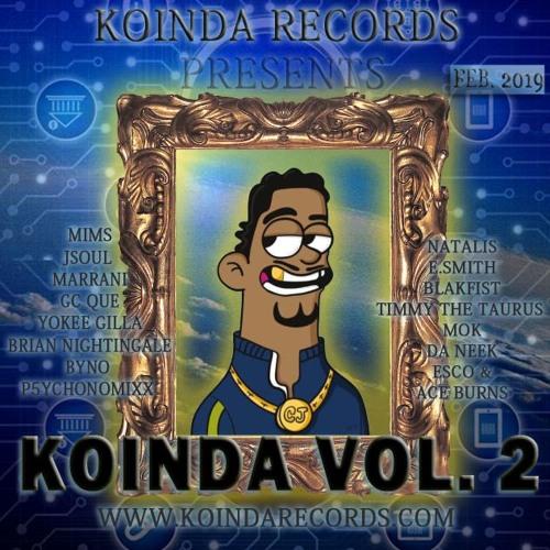 Koinda Vol  2 by Koinda Records Listen + Download + Stream