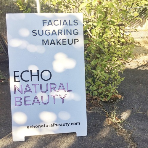 A special ECHO Natural Beauty Tribute