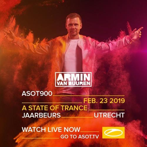 Armin Van Buuren - ASOT 900 Utrecht (#WAO138)- 23.02.2019