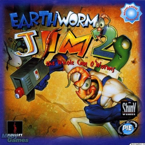 Earthworm Jim 2 OST - Anything But Tangerines