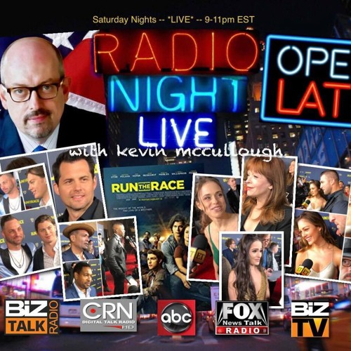 20190223 Radio Night Live Kevin McCullough Interviews Cast Of Run The Race Movie Hour 2