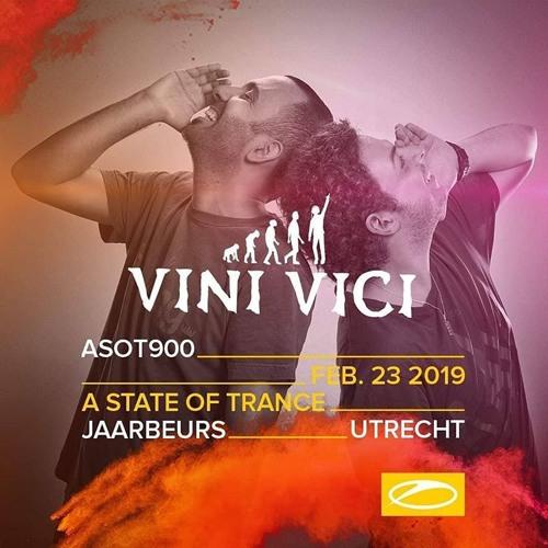 Vini Vici - ASOT 900 Utrecht (Free) → https://www.facebook.com/lovetrancemusicforeve