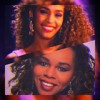 Deneice Williams & Whitney Houston - Hear it for the Boy & Somebody to Love