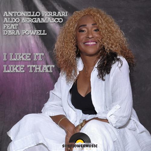 SMR0017 - Preview - Antonello Ferrari & Aldo Bergamasco Feat D'Bra Powell - I Like It Like That
