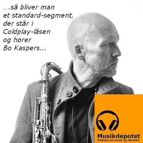 Hans Mydtskov Saxofonist Og Underviser På Syddansk Musikkonservatorium