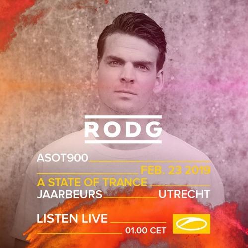 Rodg Live @ ASOT 900 Utrecht 23 Feb 2019