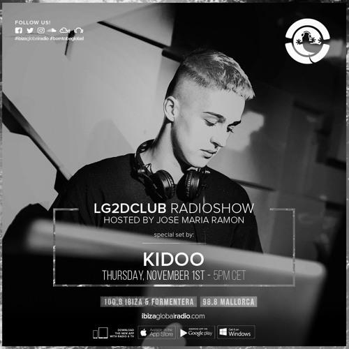 Kidoo on Ibiza Global Radio 01.11.2018