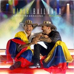 Vivir Bailando  - Silvestre Dangond ft Maluma 95 BPM (2 Versiones )(descarga en la Descripción)