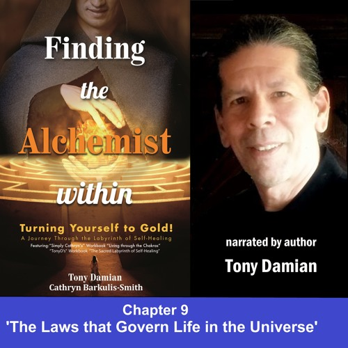 """Finding The Alchemist- Tony Damian Chapter 9  -  """"The Laws that Govern Life in the Universe"""""""