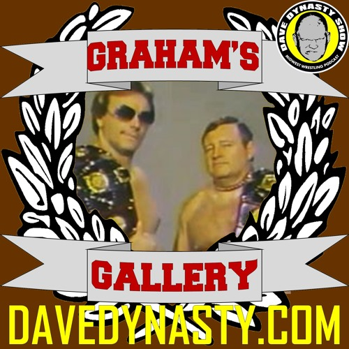 EP123 (Graham's Gallery: Bulldog Don Kent)