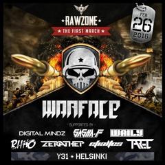 Event AV production - Rawzone DJ intro of Zerathep & Efialtes