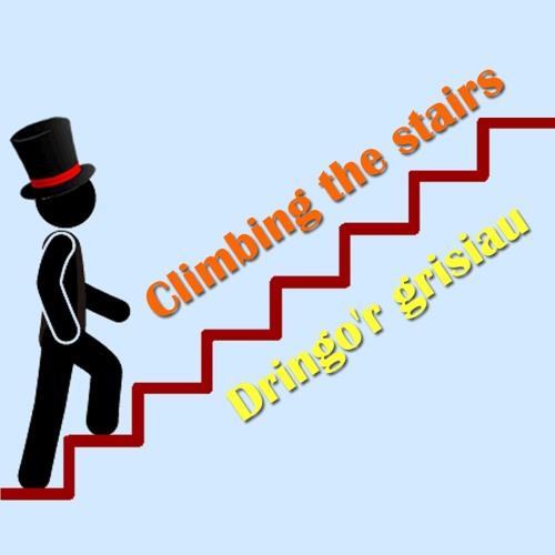 Climbing the Stairs / Dringo'r Grisiau