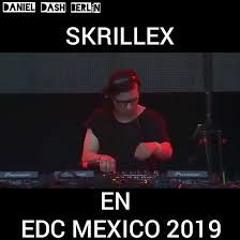 Skrillex live @ EDC Mexico (2019)FULL Aúdio