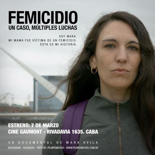 Mara - Avila - FM - Provincia - 97.1 - Film - Femicidio - Estreno - 2019