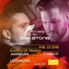 Ferry Tayle & Dan Stone - Fables 086 (Live At ASOT 900)