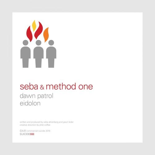 """Seba & Method One """"Dawn Patrol"""" [Commercial Suicide - SUICIDE088]"""