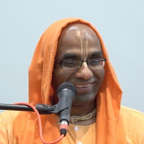 Śrīmad Bhāgavatam class on Mon 25th Feb 2019 by Chaitanya Charan Dāsa 4.20.32