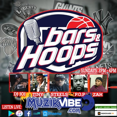 Bars & Hoops Radio Episode 78