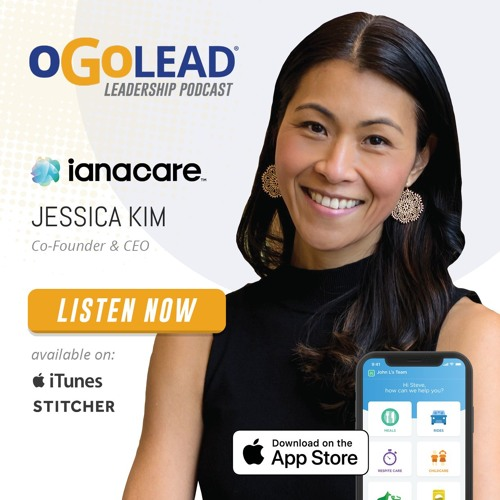Jessica Kim, Co-Founder and CEO of ianacare | #62