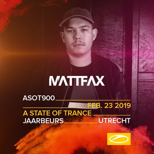 A State Of Trance Festival 900 | Utretch, NL | 23.02.2019