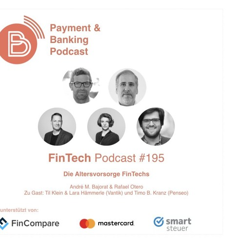 FinTech Podcast #195 - Altersvorsorge