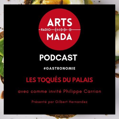 """les toqués du palais avec Philippe Carrion : """"Cuisine mode d'emploi"""""""