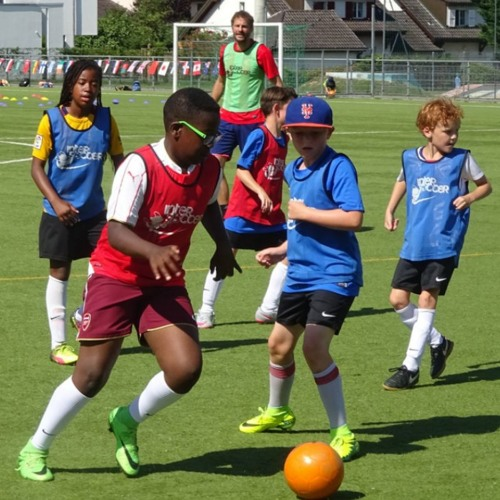 Intersoccer - Spring courses & Easter Camps for kids